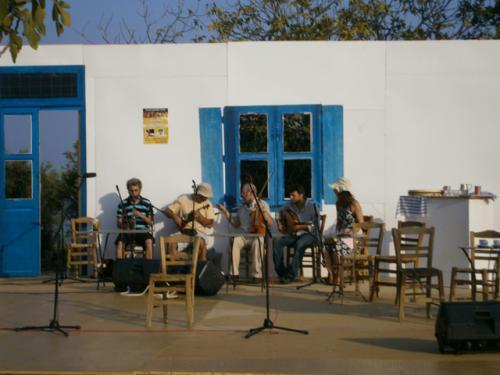 Τα λαλούμενα της νύχτας - Λέπρεο 6/8/2011