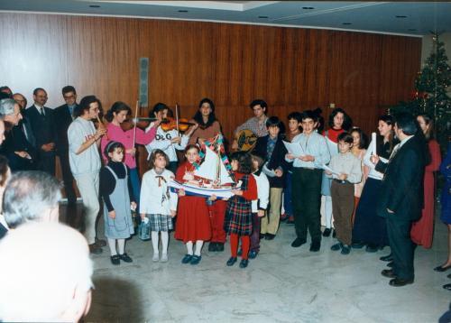 Κάλαντα από την Παιδική Χορωδία 1