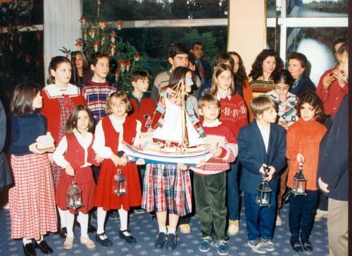 Κάλαντα από την Παιδική Χορωδία 2