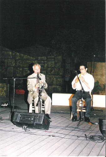 Χ.Γιαννόπουλος και Κ.Φωτόπουλος